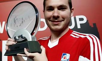 FIFA 14 : Bruce Grannec devient Champion de France