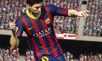 FIFA 15 : un nouveau trailer plein d'adresse