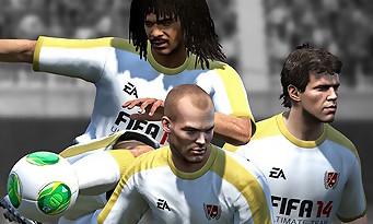 FIFA 15 : le mode Legends toujours exclusif aux consoles Xbox