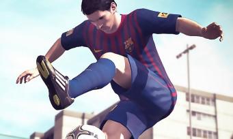 FIFA 15 : le mode Streets révélé par inadvertance ?