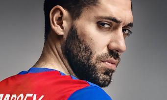 FIFA 15 : Clint Dempsey sur la jaquette américaine avec Lionel Messi