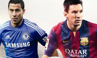 FIFA 15 : les plus beaux buts de 2014 en vidéo