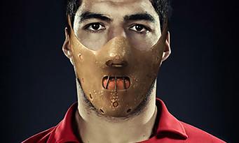 FIFA 15 : Suarez suspendu comme dans la vraie vie