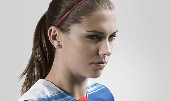 FIFA 16 : des femmes sur la jaquette, une première dans l'histoire de la série
