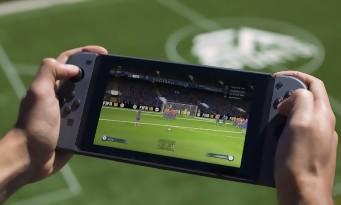 E3 2017 : la version Switch de FIFA 18 fait le plein d'infos