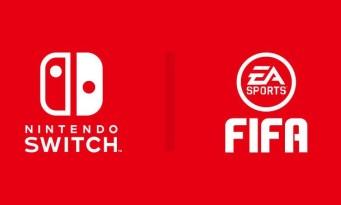 FIFA 18 : si le jeu cartonne, EA s'intéressera beaucoup plus à la Switch