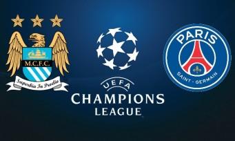 FIFA 19 : 15 minutes de gameplay avec un PSG - Manchester City en Ligue des Champions