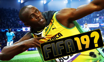 FIFA 19 : Usain Bolt va possiblement être rajouté en tant que personnage jouable