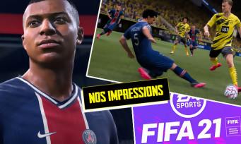 FIFA 21 : on y a joué, plus qu'une saison de transition finalement ? On vous détaille toutes les nouveautés