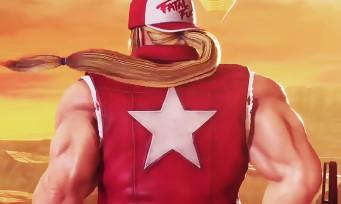 Fighting EX Layer : 3 nouveaux persos en DLC, dont un certain Terry Bogard
