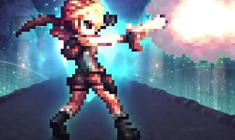 Final Fantasy Brave Exvius : Lara Croft bientôt jouable, une vidéo et le plein d'infos