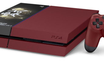 Final Fantasy Type-0 HD : une PS4 rouge sang collector au Japon !