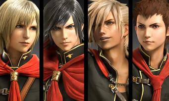 Final Fantasy Type-0 HD : un million d'exemplaires distribués dans le monde