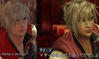 Final Fantasy Type-0 HD : une vidéo comparative PSP vs PS4 pour voir les améliorations