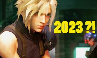 Final Fantasy VII Remake : une sortie pour 2023 ? Une interview sème le trouble