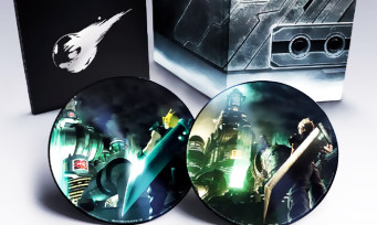 Final Fantasy VII Remake : de superbes vinyles pour l'OST, le trailer qui claque