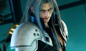 Final Fantasy VII Remake : Sephiroth et un tas d'autres s'illustrent dans cette série d'images à tomber par terre