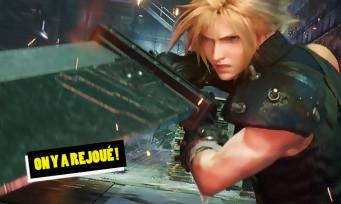 Final Fantasy VII Remake : on est retourné sur les terres de Midgar pendant 4h, nouvelles impressions