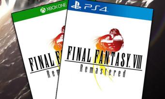 Final Fantasy VIII Remastered : une version boîte repérée sur le net avec un prix intriguant