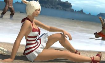 Final Fantasy XIV : l'extension Stormblood annonce sa date de sortie et dévoile sa collection de maillots de bain