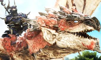 Final Fantasy XIV : un gros trailer pour la collab avec Monster Hunter World et les détails de la MàJ 4.4