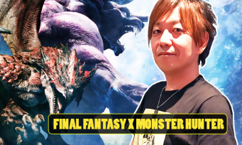 Final Fantasy XIV x Monster Hunter World : genèse, choix des monstres, Yoshida-San nous raconte tout !