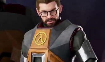 Final Fantasy XV : le costume de Gordon Freeman (Half-Life) se montre en vidéo