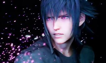 Final Fantasy XV : sur PC, le jeu tournera en 8K 120fps, en voici la preuve en vidéo