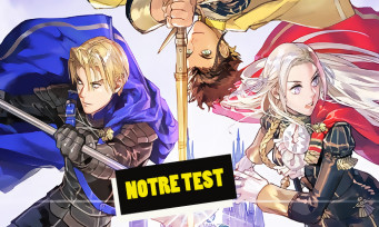 Test Fire Emblem Three Houses : le grand move tactique de la Switch