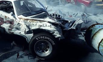 FlatOut 4 : un trailer avec des voitures qui détruisent tout sur leur passage