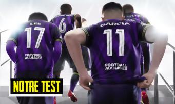 Test Football Manager 2021 : cette année encore, c'est la voie royale !
