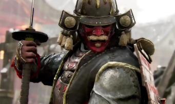 For Honor : les trois classes Kensei, Raider et Warden présentées en vidéo