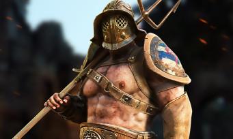 For Honor : le Gladiateur et le Highlander font couler le sang en vidéo