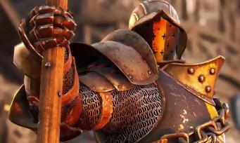 For Honor : Ubisoft rend son jeu gratuit le temps d'un week-end, les infos