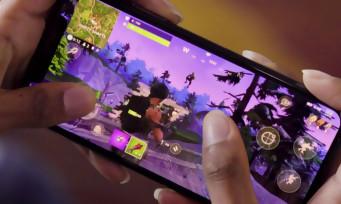 Fortnite : le jeu arrive sur iOS et Android, première vidéo