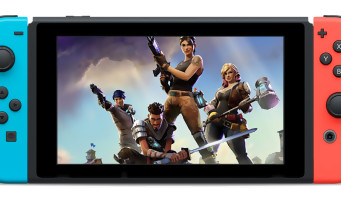 Fortnite :  un nouveau pack Switch est vendu avec le jeu et des tas de bonus !