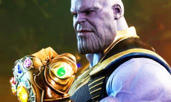 Fortnite : Thanos, le grand méchant d'Avengers, débarque dans le jeu, voici du gameplay
