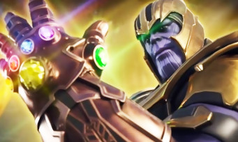 Fornite : Epic Games réajuste la puissance de Thanos, jugée abusée par les joueurs