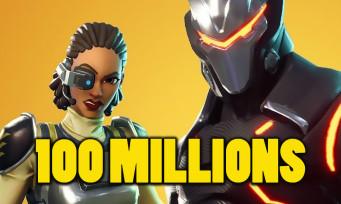 Fortnite : un cash prize de 100 millions de dollars pour la 1ère année de compétitions