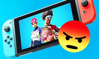 Fortnite : La PS4 part en guerre contre la Switch, la polémique s'enflamme