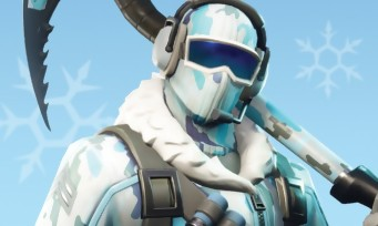 Fortnite : le pack Froid Eternel arrive en magasins sur PS4, Xbox One et Switch !
