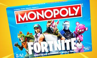 Fortnite : un Monopoly aux couleurs du jeu va voir le jour en France, tous les détails !