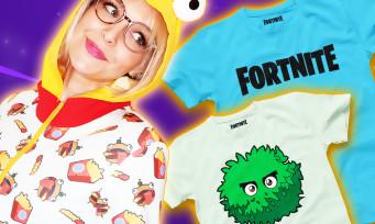 Fortnite : Epic Games dévoile sa boutique en ligne pleine, que des vêtements à l'effigie du jeu