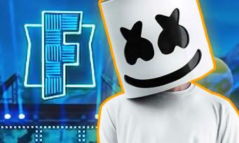 Fortnite : le 1er concert de l'histoire du jeu, assuré par Marshmello, a réuni 10 millions de joueurs !