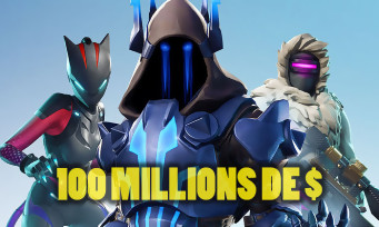 Fortnite World Cup : Epic Games annonce un cashprize de 100 millions de dollars