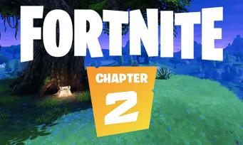 Fortnite : le contenu du chapitre 2 a fuité, un trailer qui liste plein de nouveautés