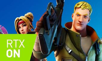 Fortnite : le jeu devient compatible avec le RTX et le DLSS de Nvidia