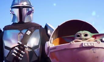 Fortnite : The Mandalorian dans la Saison 5, trailer et tous les détails