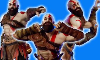Fortnite : Kratos humilié dans le jeu ? Les fans n'étaient pas prêts à le voir comme ça