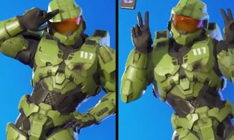Fortnite : le Master Chief de Halo débarque dans le jeu, voici ses danses les plus WTF